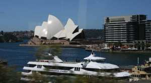 Sydney Opera House by Reginald J. Dunkley