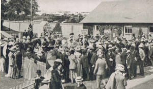 Value being sold at Lewes 1903. Image used with permission from www.lewesracecourse.com