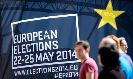 Preparations for EU parliament election in Belgium