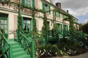 FRANCE   27-Eure  Giverny, la maison de Claude Monet