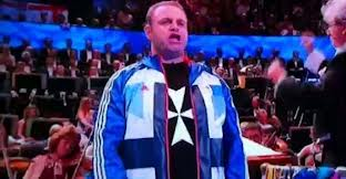 MalDia 07 (14-01-15) Joseph Calleja at the Royal Albert Hall for The Last Night at the Proms