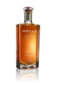 Mortlach Scotch. The makers of luxury single malt Scotch whisky Mortlach have launched a liquid especially for travellers