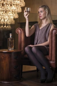 Mortlach Scotch Whisky Global brand Ambassador for Mortlach and Scotch whisky expert Georgie Bell