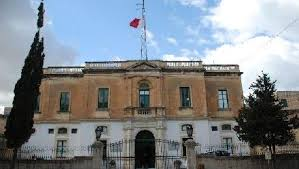 The Malta Police Headquarters in Floriana