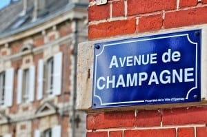 Visitors flock to Epernay for its stunning Champagne houses