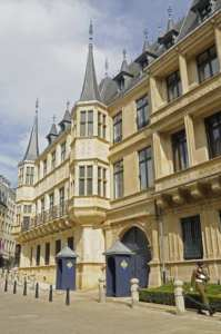 the Grand Ducal Palace