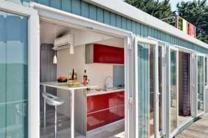 mobile home at Esterel Caravaning