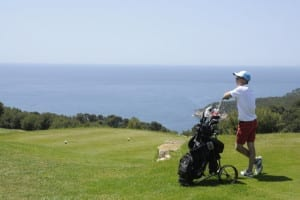 Dolce Fregate golf course