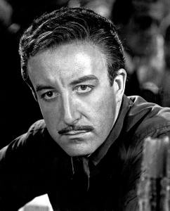 Peter Sellers-lead role in The Mouse That Roared