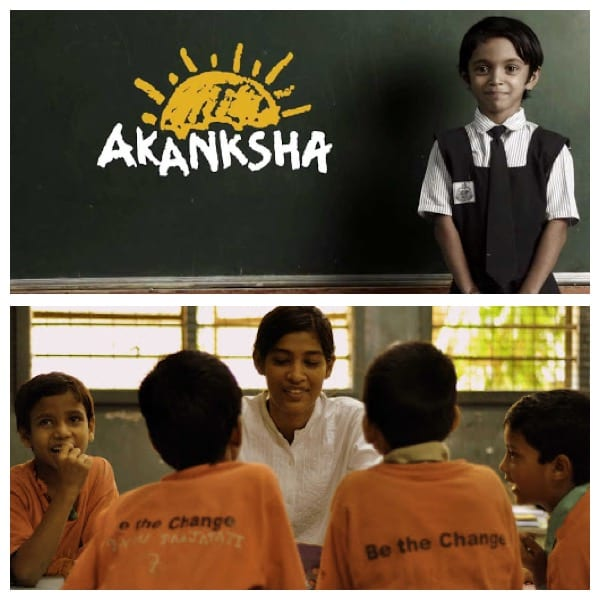 Knowledge is Power- Akanksha Foundation empowering underprivileged kids with education. For donation: akanksha.org