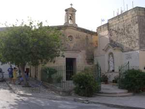 Another chapel along the Mosta Valley, this one dedicated to San Anton.