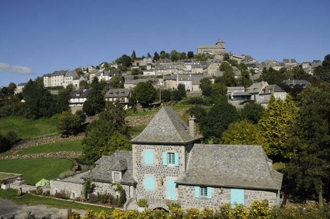 he village of Laguiole