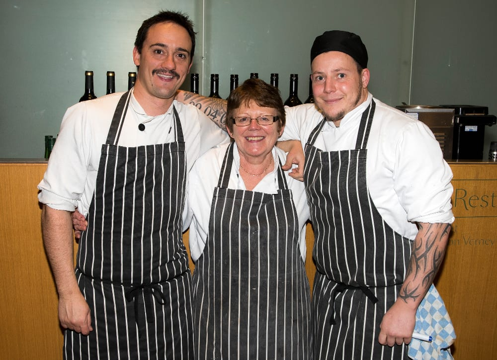 Chefs-Tim-Potten-Pat-Brain-and-Ricky-Leemoore