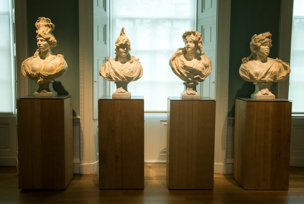 Some-of-the-statues-at-Compton-Verney.
