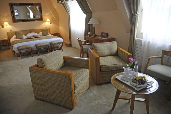 The Westminster junior suite
