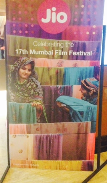 Poster at 17th Mumbai Film Festival