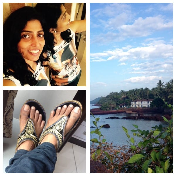 Back to Mumbai with sweet memories of Goa!
