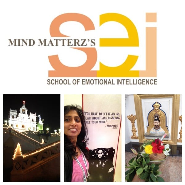 Seeking blessings for my new venture in Mumbai www.mindmatterz.net