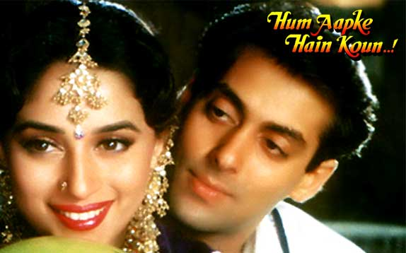 Bollywood cult film- Hum Aapke Hai Koun (1994)
