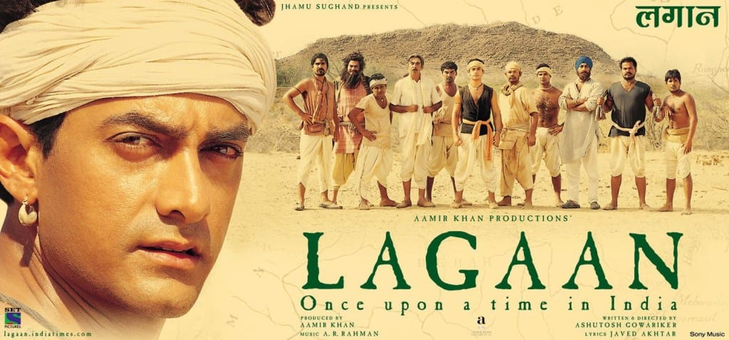 Bollywood film 'Lagaan' nominated for 'Best foreign' film category at the Academy Awards, U.S.A (2001)