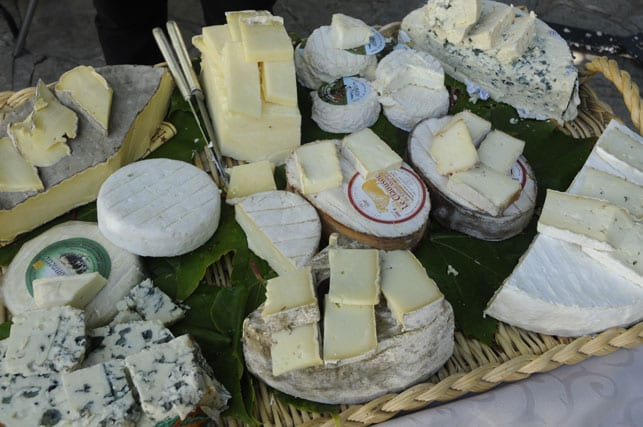 empting local cheeses