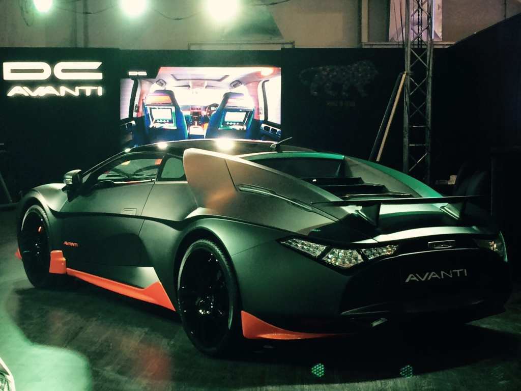 Cars modified by Dilip Chhabaria (DC)- Signature Car 'Avanti' http://www.dcdesign.co.in/