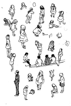 Street Sketches 2