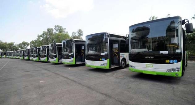 MalDia 02 (23-03-16) New fleet of buses for Malta Public Transport. Situation has improved.