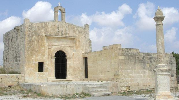 Over 400 chapels and chuirches in Malta and Gozo.
