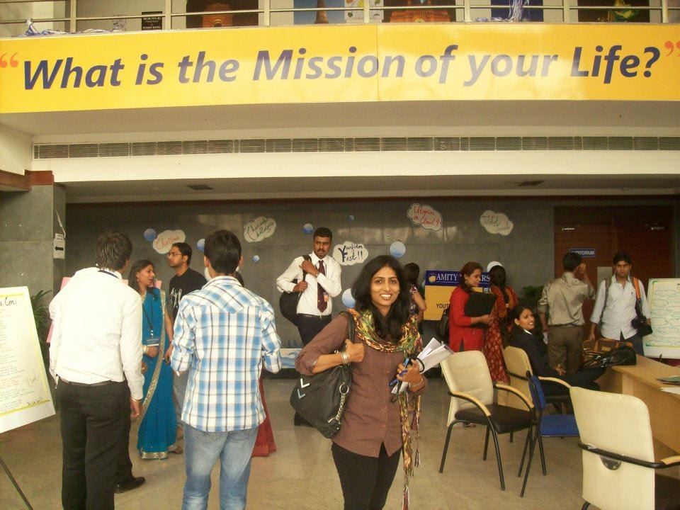 We all are missionaries in our own small way! Mine is promoting Psychology in all possible ways