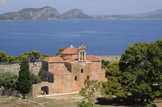 1- Pylos Fortress and Navarino Bay