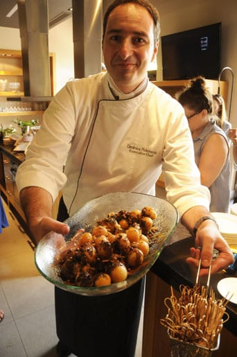 9- Executive Chef Dimitris Melemenis