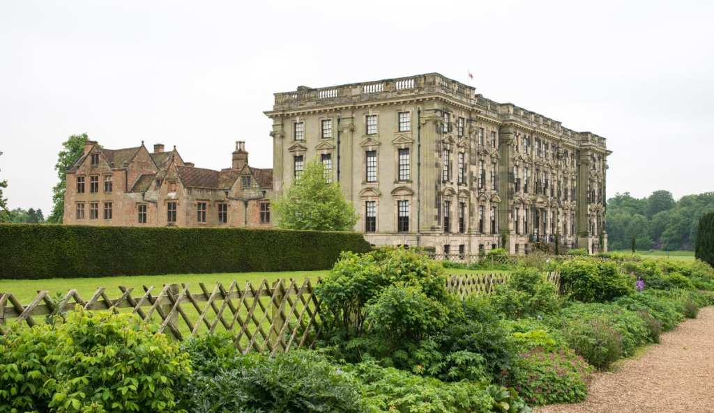 Stoneleigh Abbey,