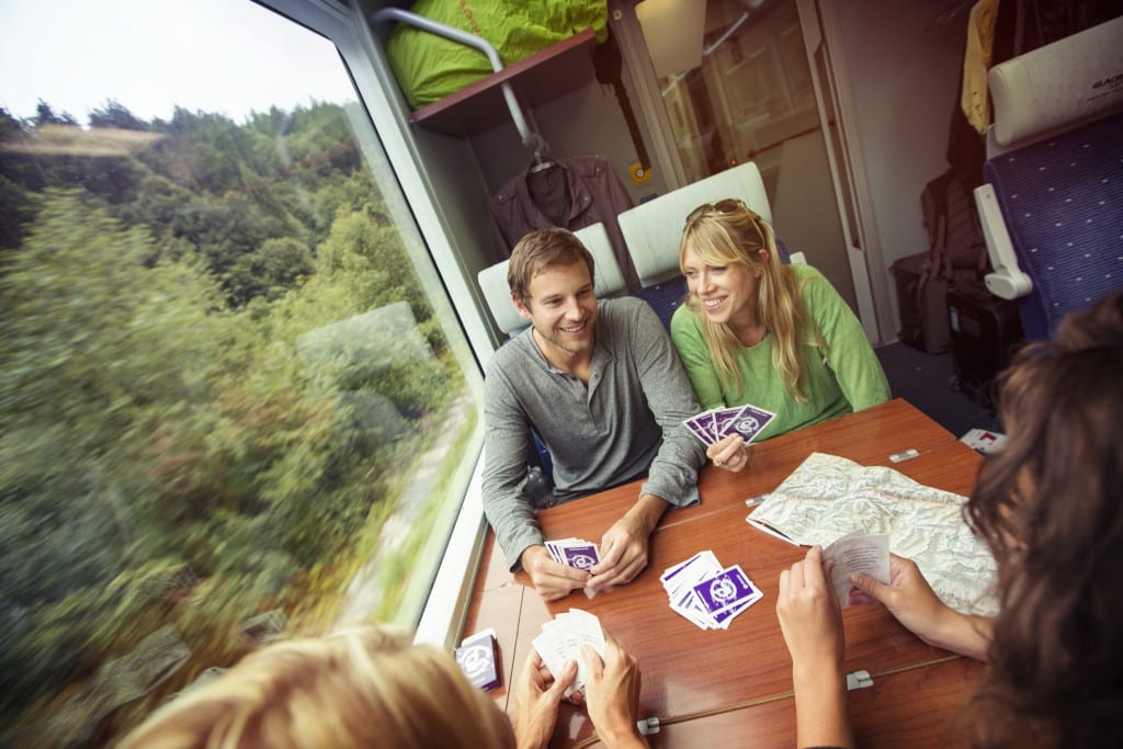 Switzerland-Chur-Train-Glacier-Express