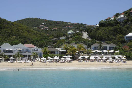 Hotel Cheval Blanc-St Barth-Isle de France
