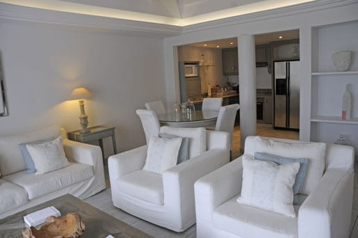 Suite at Cheval Blanc St Barth Isle de France