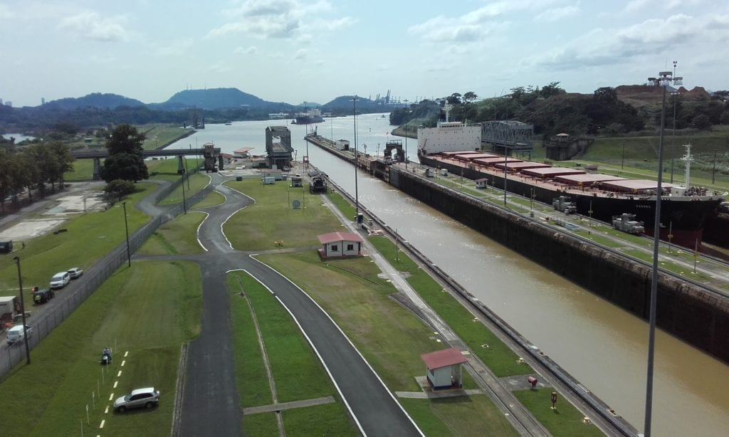 The-Panama-Canal-Backdrop
