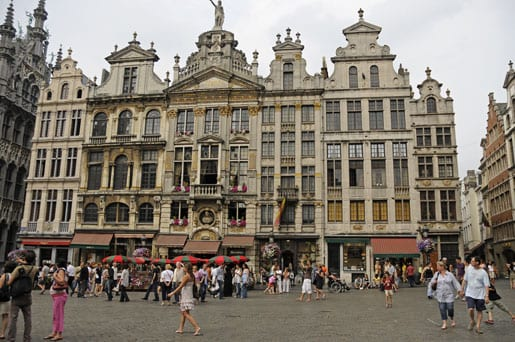 Brussells Grand Place