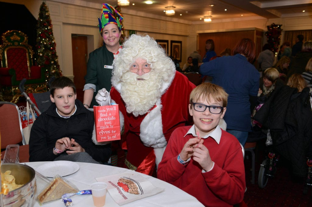 Drayton Manor & Thomas Land Rotary event. Picture by Sam Bagnall