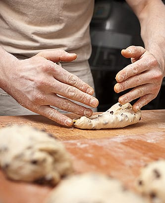 -Traditional handmade baking