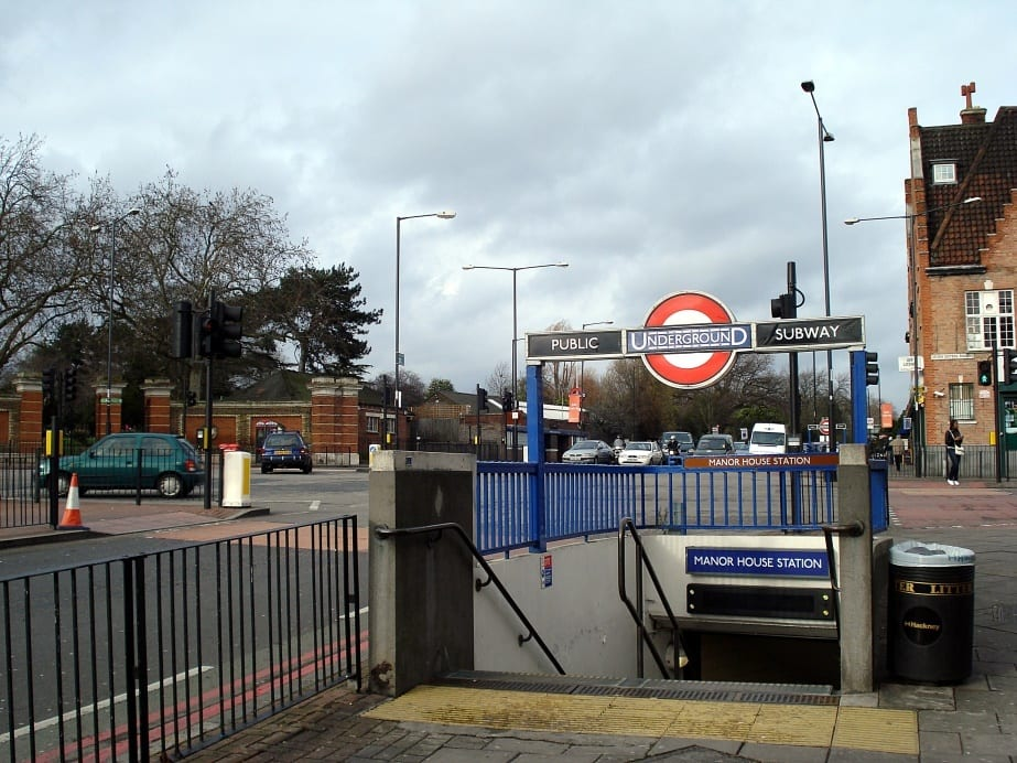 Manor House Station