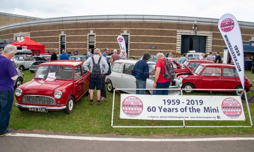 Pic Sixty years of the Mini