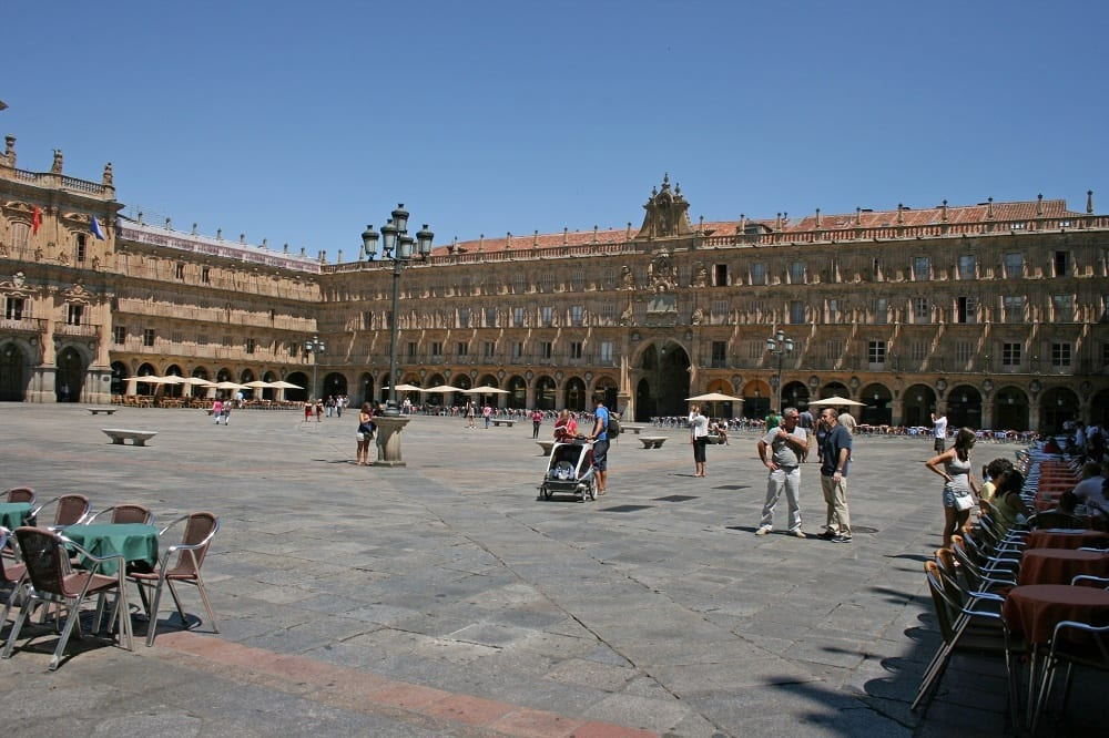 Salamanca Main square low res