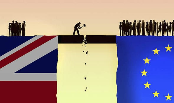 MalDia Brexit without agreement