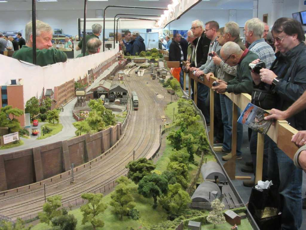 Pic Great British Model Railway Show