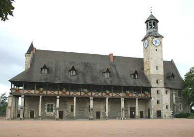 Palace of the Dukes of Bourbon