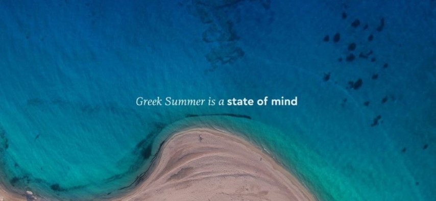 Greek Summer is a State of Mind