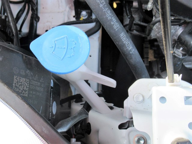 Check washer fluid