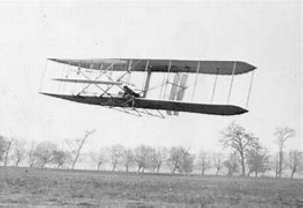Early Wright Flyer