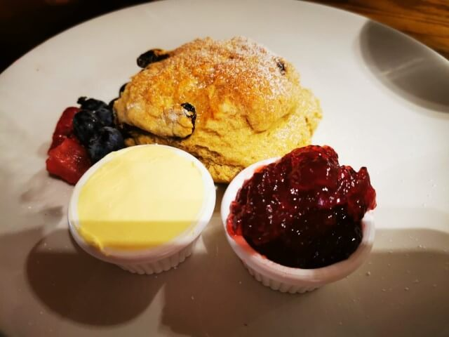 Clotted Cream Jam which one do you spread first on your scone